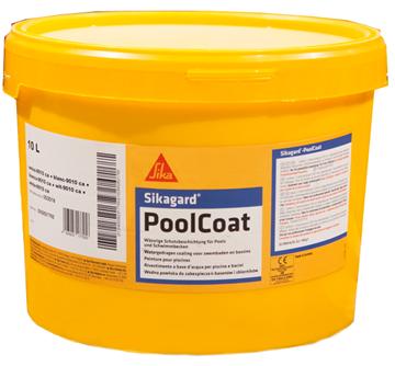 Εικόνα της Sikagard®- 140 Pool (RAL 9010)