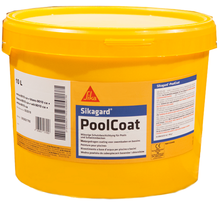 Sikagard®- 140 Pool (RAL 9010)