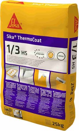 Sika ThermoCoat-1/3 HS - λευκή (562034)