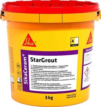 Εικόνα της SikaCeram StarGrout - total black (493738)