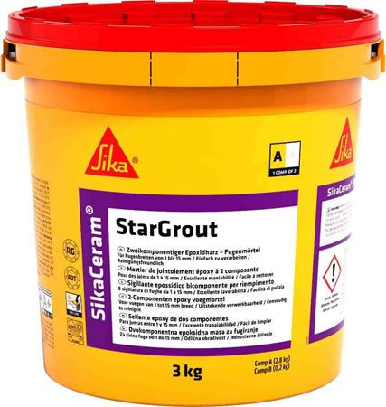 SikaCeram StarGrout - light grey (493747)
