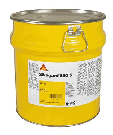 Sikagard-680 S Betoncolor 30kg RAL 9016 (1440)
