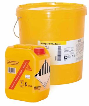 Εικόνα της Sikagard Wallcoat N δοχείο 5,4kg, Συστ. Β (104023)