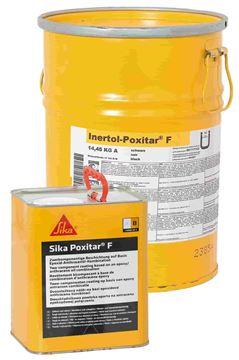 Εικόνα της Sika Poxitar F - δοχείο 2,55kg, Συστ.Β (507818)