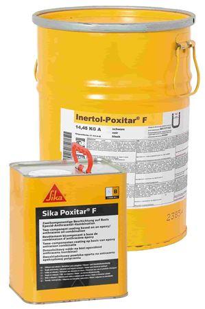Sika Poxitar F - δοχείο 2,55kg, Συστ.Β (507818)