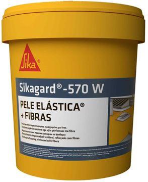 Εικόνα της Sikagard-570 W Pele Elástica+Fibras (474698)