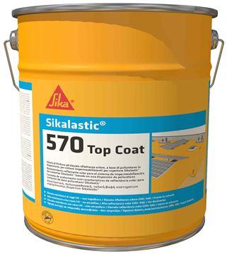 Εικόνα της Sikalastic - 570 Top Coat (523732)