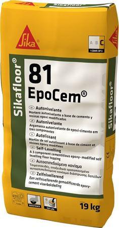 Sikafloor® - 81 EpoCem