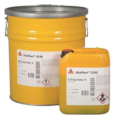 Sikafloor®  - 3240 (έντονες αποχρώσεις)