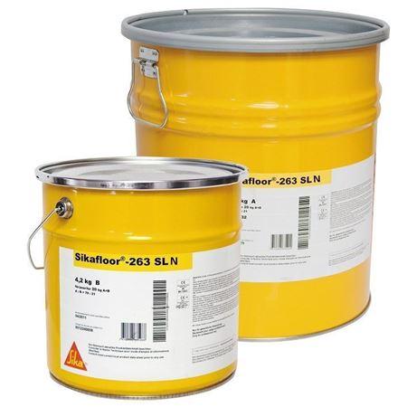 Sikafloor® 263 SL N (RAL 7032/7035)