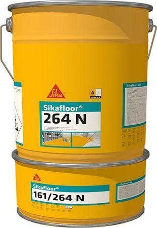 Sikafloor® 264 N (έντονες αποχρώσεις - σετ 30kg)