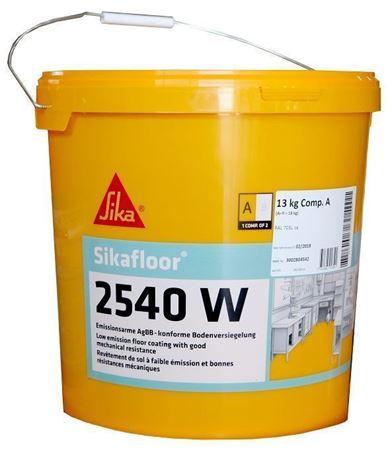 Sikafloor® 2540 W (έντονες αποχρώσεις - σετ 18kg)