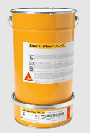 SIKATRANSFLOOR®352 ST /352 SL