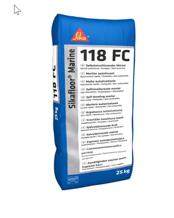 SIKAFLOOR® MARINE-118 FC